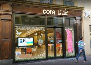 Cora en ville reste un test. Il revient aux directeurs de magasin de choisir de déployer ou non le concept.