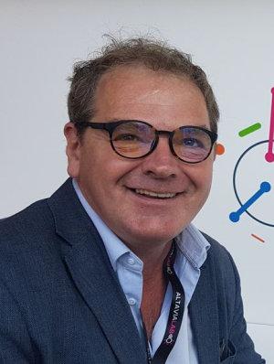 Jean-Marc Megnin, directeur général d'Altavia Shoppermind. - © D.R.