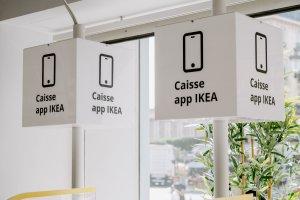 Caisse mobile © Ikea