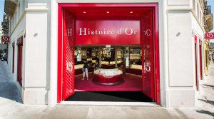 Thom Group dispose de 1026 magasins en 2020, dont Histoire d'Or et Stroili sont les enseignes amirales. - © Thom Group
