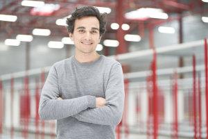 Grégoire Borgoltz, responsable croissance et distribution de PicNic France. - © PicNic
