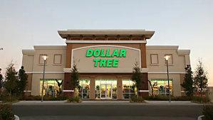 Magasin Dollar Tree - © Dollar Tree