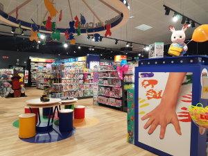 Espace échanges © CC / Républik Retail