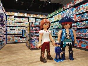 Partenariat Playmobil © CC / Républik Retail