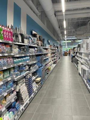 Action propose des prix bas en massifiant ses achats au niveau groupe. - © Action
