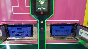 Pour les livreurs, les portes s'ouvrent pour faciliter le chargement. - © CC / Républik Retail