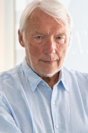 Jean-Pierre Dry, président d'honneur de Passion Beauté. - © D.R.