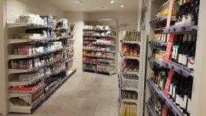 Environ 400 références de dépannage alimentaire et non alimentaire sont disponibles à la vente. - © CC / Républik Retail