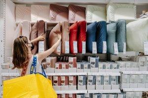 Un magasins de 2900m² © Ikea