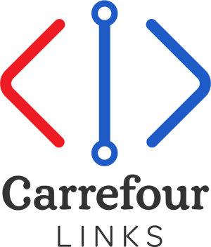 Logo de la nouvelle filiale Carrefour Links - © Carrefour