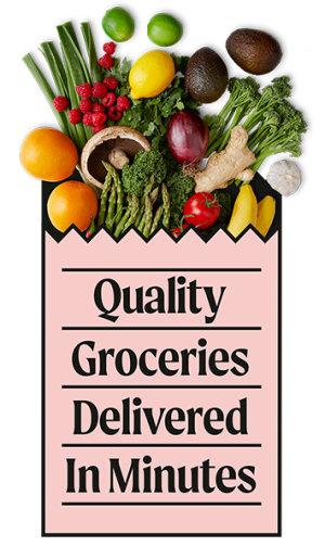 Le supermarché en ligne Weezy livre en 15 minutes vos courses. - © Weezy