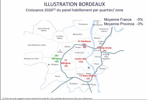 L'exemple de Bordeaux - © Alliance du Commerce