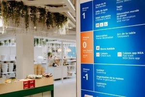 Trois niveaux © Ikea