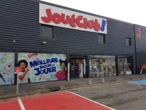 Façade JouéClub Herblay © CC / Républik Retail